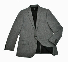 NWOT J Crew Ludlow Yorkshire Tweed Jacket Slim 42R Large Blazer Sport Coat Grey