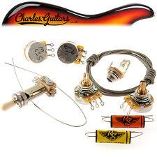 RS guitarworks COMPLETO VINTAGE ALBERO CORTO Electronics Kit Upgrade (rs15006)
