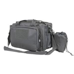 NCStar CVCRB2950U Tactical Competition Pistol Range Gun Carry Case Bag - Urban