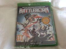 Juego Nuevo Sellado XBOX ONE Battleborn MICROSOFT, PAL FR