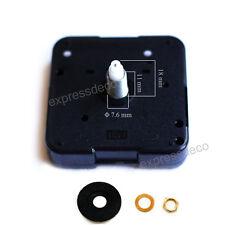 filetage 11mm Canon Long Mécanisme pour Horloge Mouvement Pendule