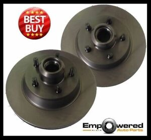 FRONT DISC BRAKE ROTORS with 12 MTH WARRANTY for Buick Electra 1971-1976