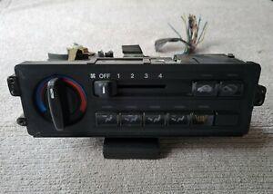1988-1991 Honda CRX Button Climate Control OEM w/Harness
