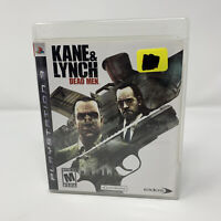 Kane & Lynch: Dead Men Sony PlayStation 3 PS3 Game Complete With Manual Tested