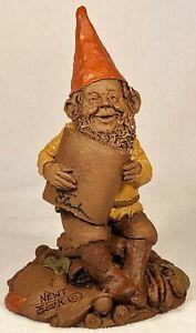 NEWT~R 1985~Tm Clark Gnomes~Cairn Studio Item #1043~Ed #70~COA~Hand Signed~Story