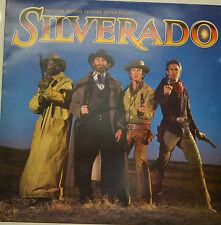 """OST - SILVERADO - ORIGINAL MOTION PICTURE SOUNDTRACK - BROUGHTON -12"""" LP (S 990)"""