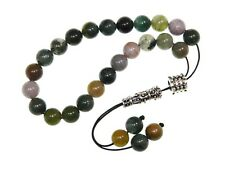 005IA Greek Style Loose Strung Worry Beads 10mm Indian Agate Gemstone Bead