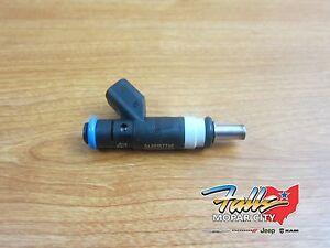 2007-2020 Chrysler Jeep Compass Dodge Journey Fuel Injector Mopar OEM