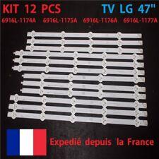 BANDE LED TV LG 47LN5400 47LN575S - 6916L 1174A 1175A 1176A 117A ⭐⭐⭐ PROMO