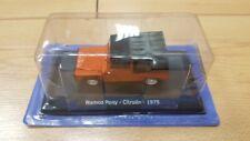 NAMCO - CITROEN PONY 1975 1/43 CAR MINIATURE DIE CAST RARE COLLECTIBLE