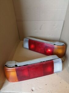 Original BMW E21 Tail Light Pair Left + Right 1367507 1367778 FAST DELIVERY