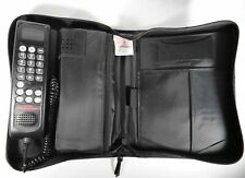 Vintage Motorola Portable Car Bag TX-400 Cellular Phone SCN2552A Black Case