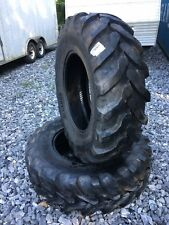 2 New Camso Bhl 532 169 28 Backhoe Tires R4 12 Ply 169x28