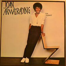 "JOAN ARMATRADING - ME MYSELF I 12"" LP (U79)"