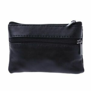 Women Holder Card Coin Cash ID Key Money Zip Charm Pouch Bag Purse Wallet Gifts