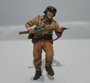 1/35 Pro Built and Painted Resin WW2 German Trooper Afrika Korp BRAND NEW