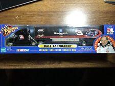 Dale Earnhardt Sr 2000 Trailer Rig Race Car Hauler 1:64 Winners Circle #3