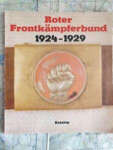 Roter Frontkämpferbund (RFB) 1924-1929 Antifa Orden Uniform Abzeichen