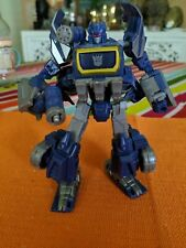 Transformers Generations Deluxe War For Cybertron Soundwave and Jazz