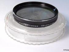 Used Vivitar 55mm PL Filter Linear Polarizer Polar