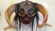 Ruthless Devil Mask Halloween Horror Silent Hill Band Music Haunt IT Clown Demon