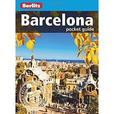 Berlitz: Barcelona Pocket Guide (Berlitz Pocket Guides), Berlitz, New Book