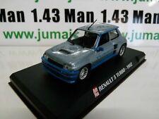 AP12N Voiture 1/43 IXO AUTO PLUS : RENAULT 5 Turbo 1982