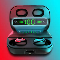 Écouteurs Bluetooth sans fil Écouteurs Mini écouteurs Casque étanche D1