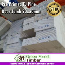 Pre Primed FJ Pine Door Jamb 90x30