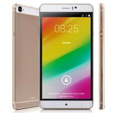 """6.0"""" Unlocked 2Core/2SIM QHD Smartphone Android 4.4 GSM/GPS 3G AT&T Cell Phone W"""