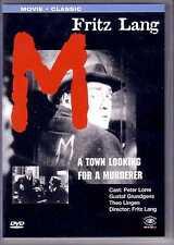 DVD - M (Fritz Lang) Neuwertig!