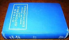1923 1924 1925 1926 Dykes Encyclopedia Nash Cadillac Packard Oakland Hudson Reo
