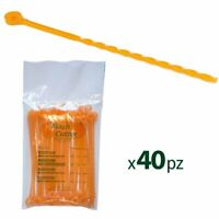 FLASH CUTTER FILO LAMELLE MONOELICA x20 mm.3,50 erba SPEZZONI ricambio x testina
