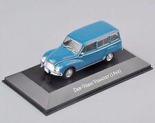 Kids Gift Atlas DKW-VEMAG Vemaguet 1964 1/43 Diecast Car Model Toy Collection