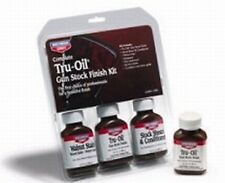 Birchwood Casey Tru-Oil Gun Stock Finish Kit 2-1/2 oz 23801