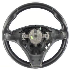 Genuine Alfa Romeo 370mm leather steering wheel. Giulietta 940, Sprint etc 3A