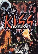 KISS - Rock And Roll Legends (DVD, 2001)