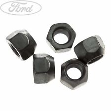 "Genuine Ford B-Max Grand C-Max Focus MK3 16"" Steel Wheel Nut x10 5114405"