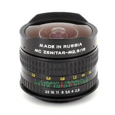 ZENITAR F/2.8 16mm Super Fisheye Lens for Canon EOS 1D Mk III,1D Mk IV,5D Mk II