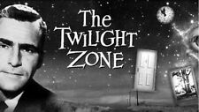 1960s The Twilight Zone Tv Show fridge magnet - new!