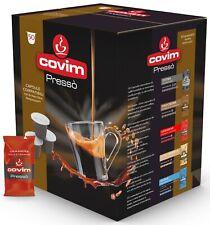 200 Capsule Cialde caffè COVIM GRANBAR compatibili NESPRESSO