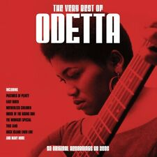 ODETTA - THE VERY BEST OF - 2 CDS - NEW!!