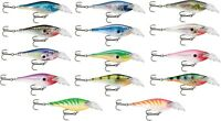 Rapala SCRGS07 Scatter Rap Glass Shad 07 Extra Deep Diving Crankbait Bass Lure