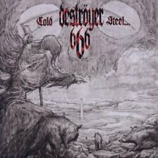Destroyer 666 - Cold Steel....For An Iron Age [CD]
