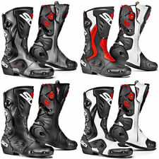 Sidi Microfibre Upper Motorcycle Boots
