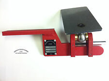 "Knife Making: Tool Rest for 2x72"" knife making belt grinder suits ALL WHEELS"