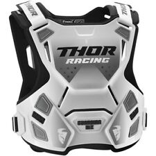 Thor Guardian MX Brustpanzer Körperschutz Oberkörperprotektor weiß/schwarz