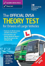 DVSA Theory Test Book for Large Vehicles HGV LGV PCV 2016