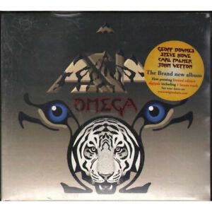 Asia CD Omega / Frontiers Records – FR CD 455 Sigillato