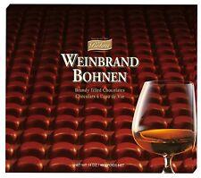 Chocolates filled Brandy Weinbrand Bohnen  400g /0.88lb